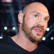 Soll nicht nur gedopt gewesen sein, sondern auch Kokain genommen haben: Box-Schwergewichtsweltmeister Tyson Fury. (Foto)