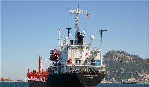 Somalia Germany Piracy (Foto)