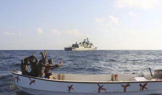 Somalier wegen Piraterie in Holland vor Gericht (Foto)
