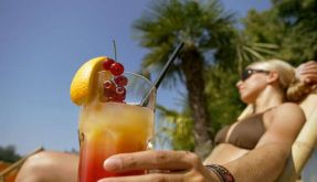 Sommercocktail (Foto)