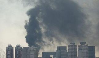Sondersendungen zumErdbeben in Japan (Foto)