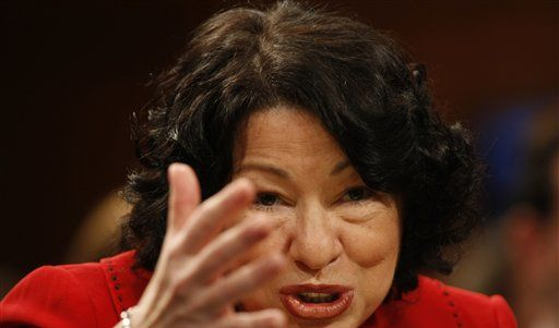 Sonia Sotomayor hat es geschafft: von der Bronx ans oberste US-Gericht. (Foto)