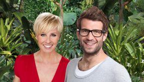 Sonja Zietlow und Daniel Hartwich moderieren das Dschungelcamp 2013. (Foto)