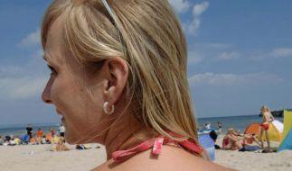 Sonnencreme fürs Haar: Tipps gegen Chlor und Sonne (Foto)