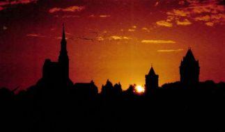 Sonnenuntergang (Foto)