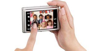 Sony cybershot dsc-t200 (Foto)