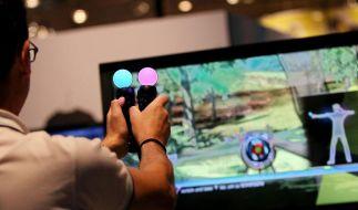 Sony mit Lieferproblemen bei «Move» (Foto)