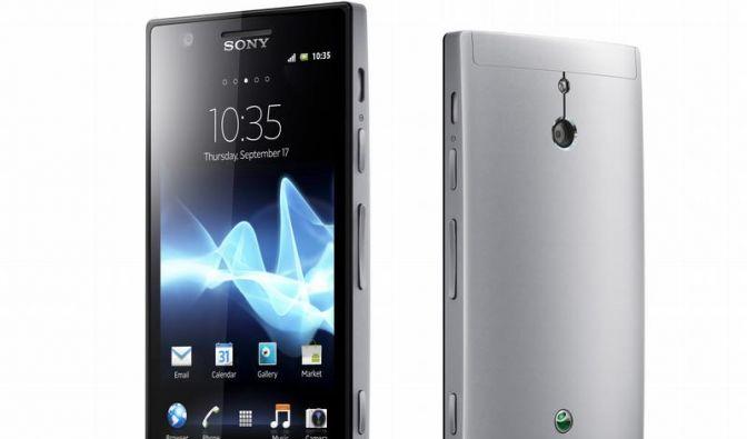 Sony setzt auf Vernetzung - Neue Smartphone-Reihe NXT (Foto)