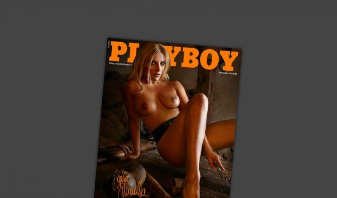 Sophia Thomalla nackt im Playboy (Foto)