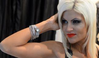Sophia Wollersheim posiert für Model-Aufnahmen. (Foto)