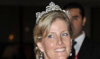 Sophie von Wessex wegen Geschenk in der Kritik (Foto)