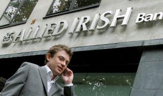 Sorge um irische Banken wächst vor Stresstests (Foto)