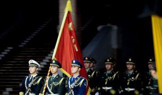 Sorge um Nordkorea überschattet Japan-China-Gipfel (Foto)