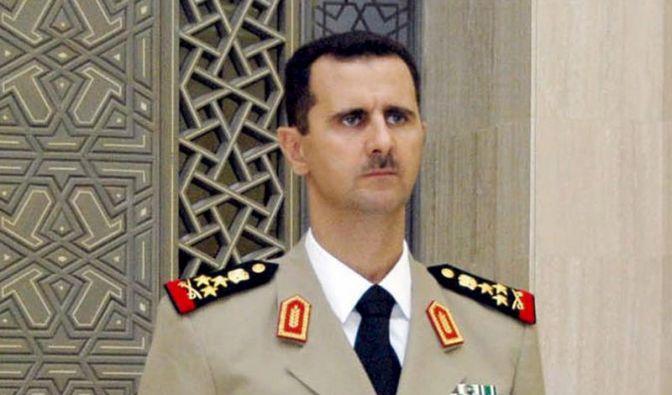 Sorge um syrische Chemiewaffen (Foto)