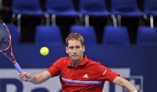 Sorgen für Mayer und Görges- Tennis-Trio siegt (Foto)