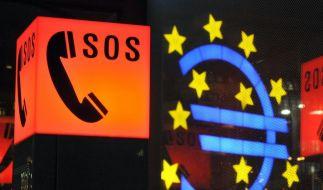 Sorgen um Konjunktur: Börsen und Euro rutschen ab (Foto)