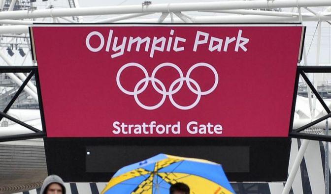 Sorgen wegen Wetter bei Olympia - Unwetterwarnungen (Foto)