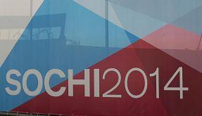 Sotschi: Rubelabwertung treibt Kosten in die Höhe (Foto)