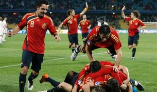 South Africa New Zealand Spain Confed Cup Soccer (Foto)