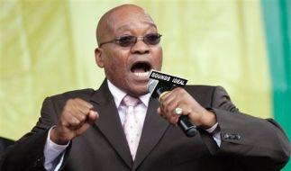 South Africa Zuma (Foto)