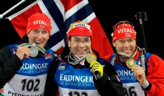 South Korea Biathlon World Championships (Foto)