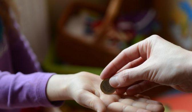 Soviel Taschengeld war nie - Markenbewusstsein der Kinder wächst (Foto)