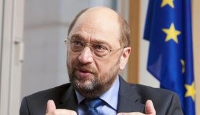 Sozialdemokrat Schulz neuer EU-Parlamentspräsident (Foto)