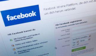 Soziales Netzwerk Facebook (Foto)