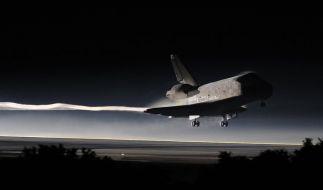 Spaceshuttle Atlantis (Foto)