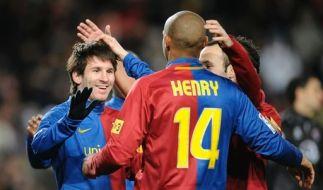 Spain Soccer La Liga (Foto)