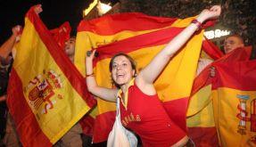Spanien feiert (Foto)
