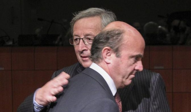 Spanien-Rettung im Eiltempo - Juncker macht  weiter (Foto)