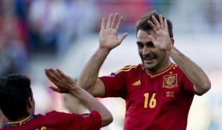 Spanien setzt Duftmarke - DFB-Gegner enttäuschen (Foto)