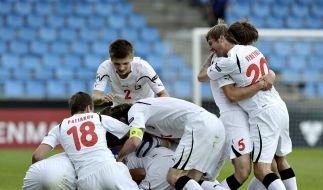 Spanien zum dritten Mal U 21-Europameister (Foto)
