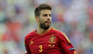 Spaniens Fußball-Kaiser «Piquénbauer» (Foto)