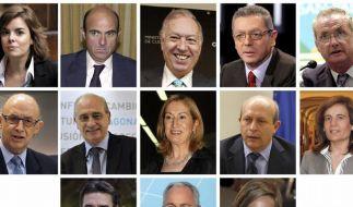 Spaniens neue Regierung steht (Foto)