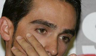 Spaniens Politik pro Contador (Foto)