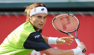 Spanier Ferrer fünfter Profi bei Tennis-WM (Foto)