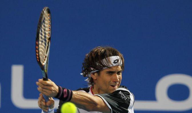 Spanier Ferrer gewinnt ATP-Turnier in Auckland (Foto)