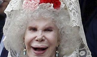 Spanische Herzogin will mit 85 heiraten (Foto)