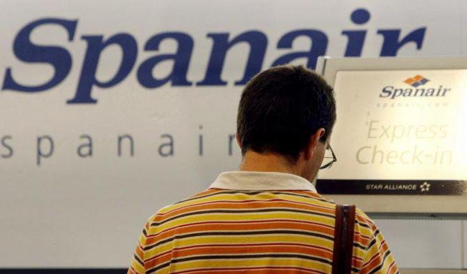 Spanische Regierung leitet Verfahren gegen Spanair ein (Foto)