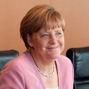 Kandidiert Angela Merkel 2017 wieder als Bundeskanzlerin? (Foto)