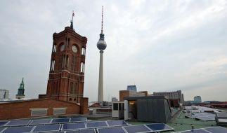Sparen ist mühsam: Energiewende in der Großstadt (Foto)