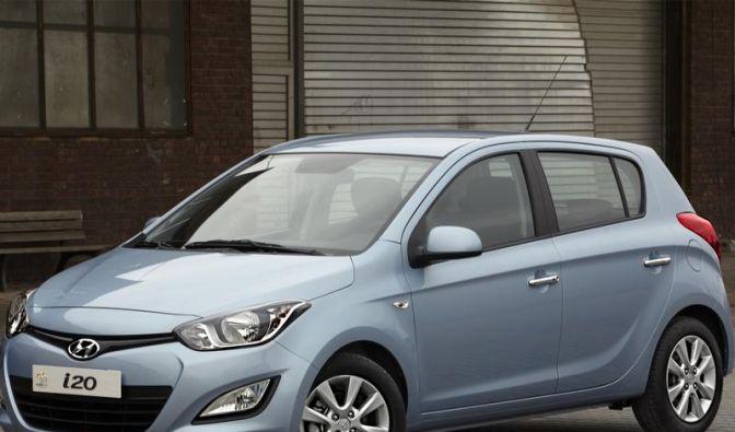 Sparsamerer Hyundai i20 kommt im Juni (Foto)