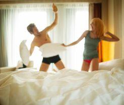Spaß im Bett sollte selbstverst�