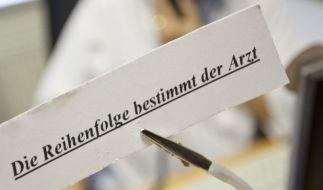 SPD für Strafen bei langen Arztwartezeiten (Foto)