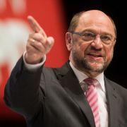 SPD-Kandidat Schulz verspricht Wohltaten für die Wähler. (Foto)