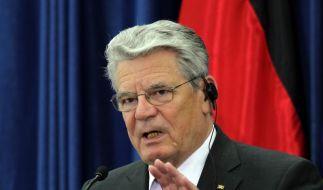 SPD kritisiert Gaucks Äußerungen zur Energiewende (Foto)