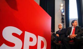 SPD nach der Landtagswahl in Mecklenburg-Vorpommern (Foto)