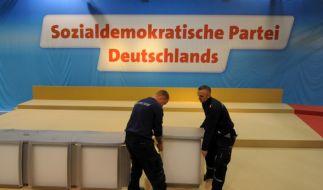 SPD-Parteitag (Foto)